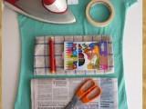 Cách đơn giản Mix áo với bút chì màu