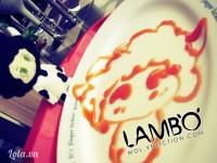 Lambo-bông và Lambo-tương-ớt, ai ngầu hơn? ò_ó