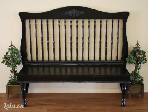 Chiếc ghế bành từ khung cũi của trẻ
