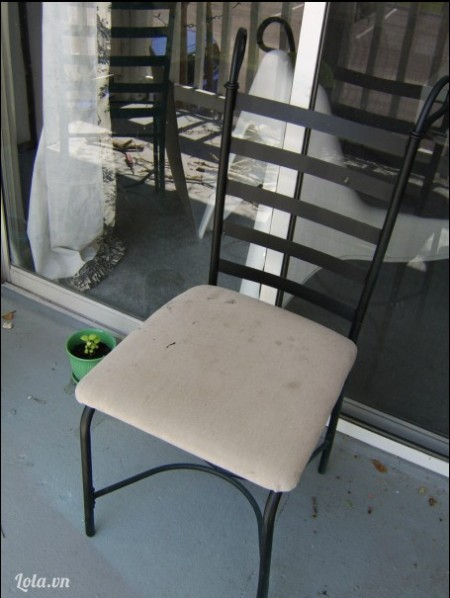 Chọn chiếc ghế cần chỉnh lại