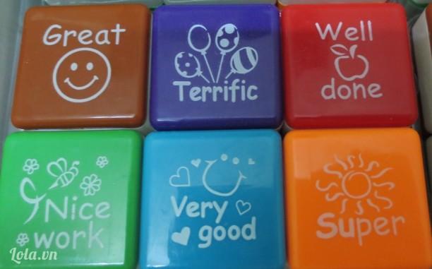 Stamp cute