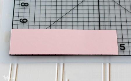Cắt giấy dài rộng 1-2 \