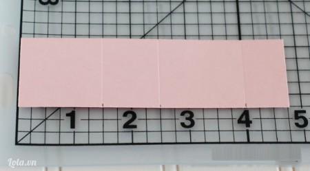 Đánh dấu các đường từ 1 - 1.5, 1.5 - 2.5, 2.5 - 4 và 4 - 5 \