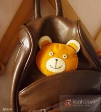 Trổ tài may vá làm ngay chú gấu đáng yêu này thôi nào!