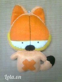 Thú Bông Mèo Garfield