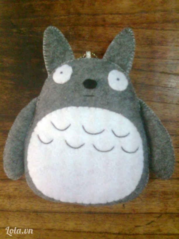 Thú Bông Totoro