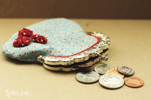 Chiếc túi  vintage dễ thương