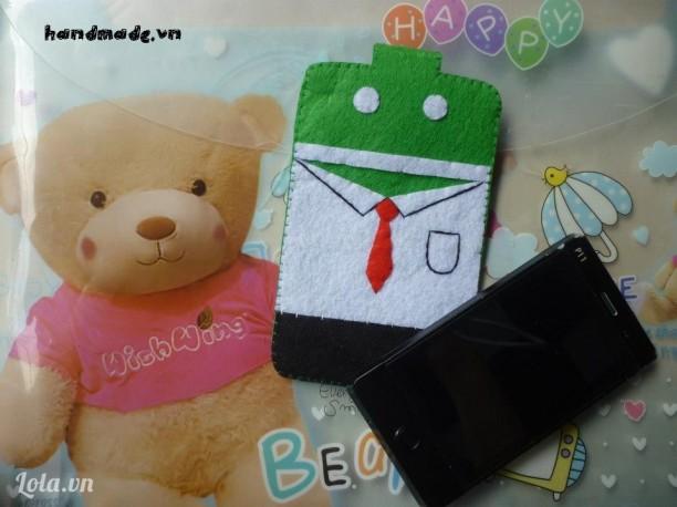 Bao điện thoại cute (Iphone)