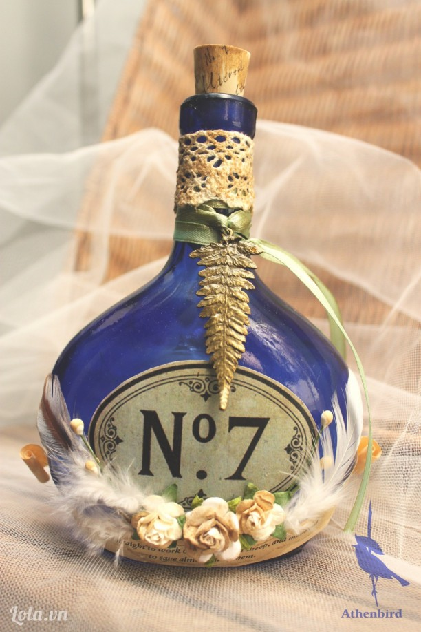 The No7 Altered Bottle