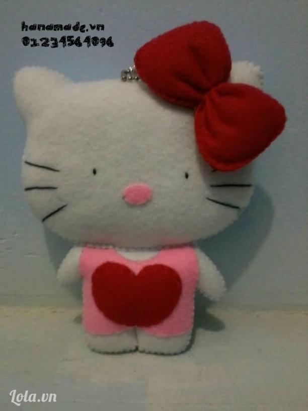 Hello Kitty Bông