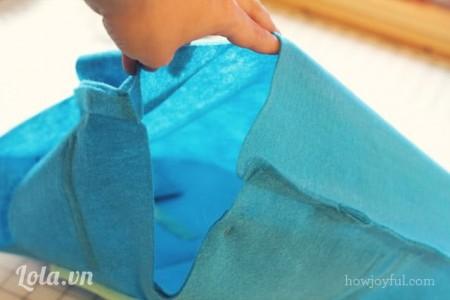 May 4 phần góc xung quanh của chiếc túi