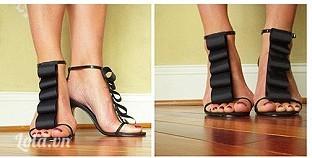 Mix giày tua tua đáng iu