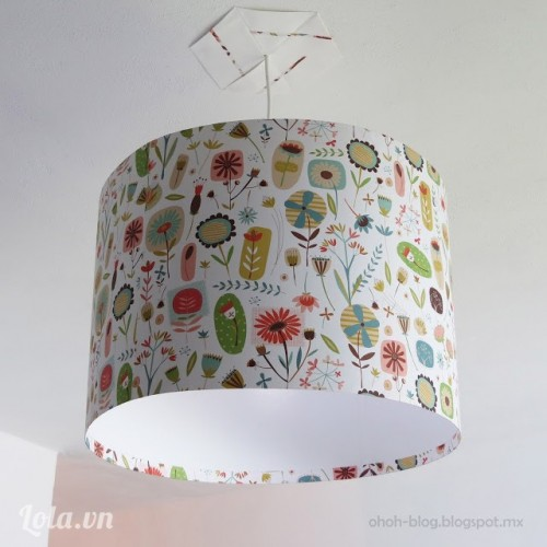 Lồng đèn treo trần so cute