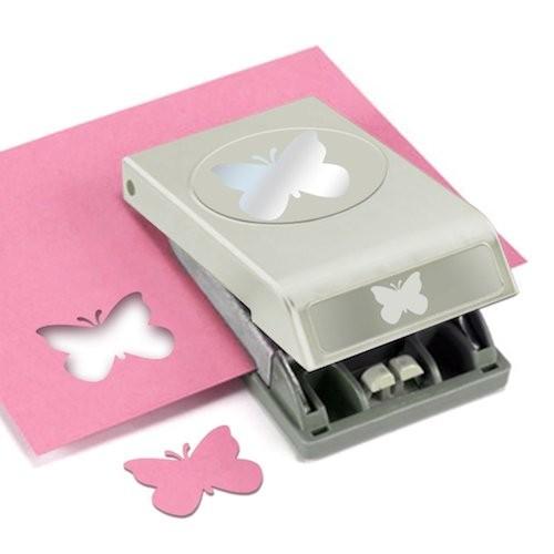 Punch bấm cắt giấy hình bươm bướm 4.38 cm