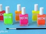 Cực sành điệu với bộ trang sức neon