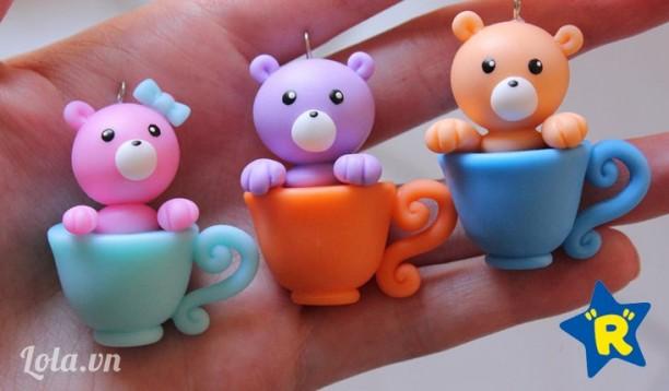 Ba chú gấu con