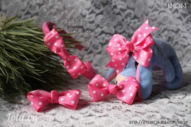 Set quà tặng bé yêu KBC02