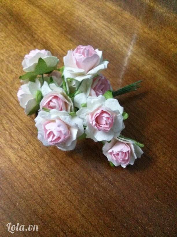 Hoa giấy thái 2,5 cm - đà nẵng