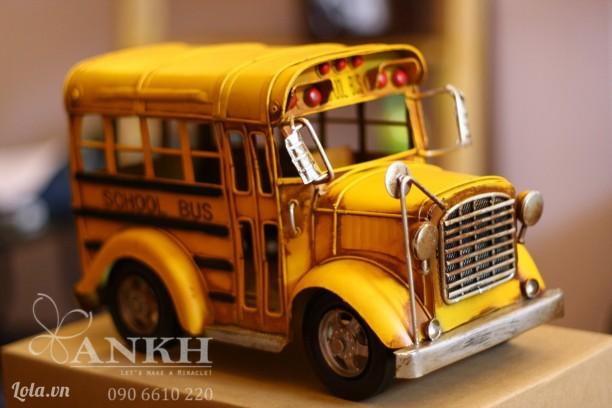 Mô hình xe School bus