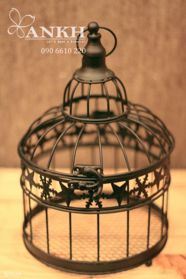 Lồng chim trang trí