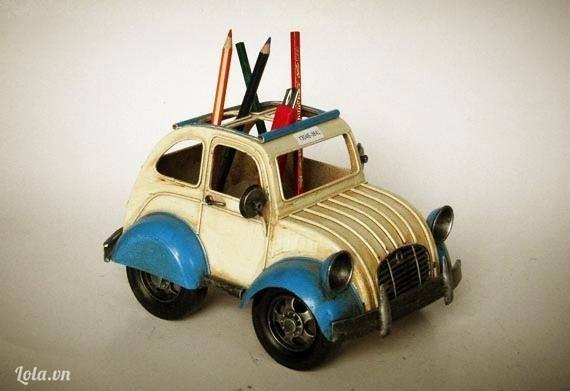 Mô hình xe cổ điển cắm bút