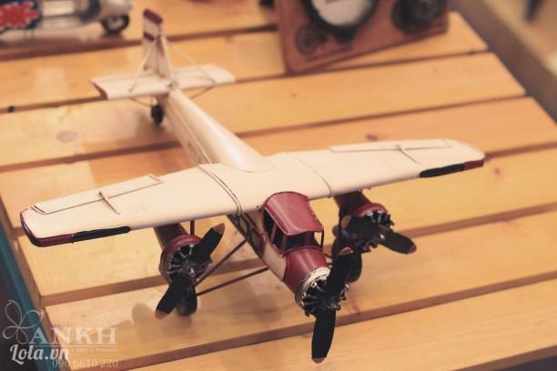 Mô hình máy bay tinh xảo