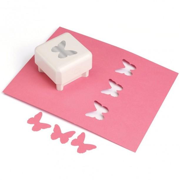Bấm cắt giấy bươm bướm mọi vị trí 3.75cm