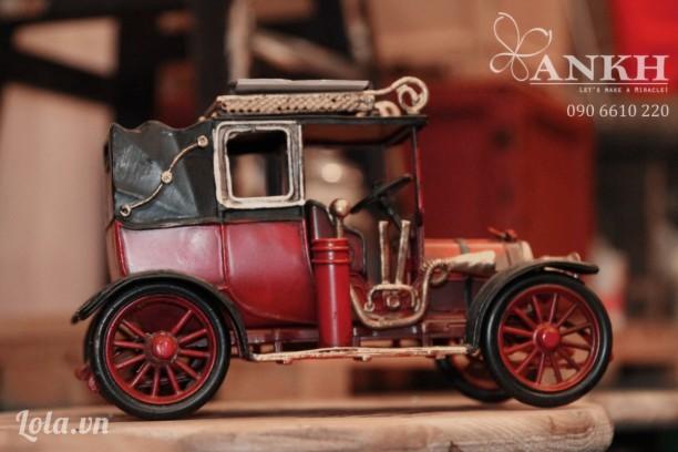 Mô hình xe cổ