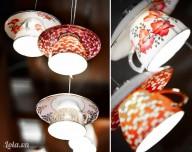 12 kiểu đèn handmade sẽ làm bạn ngất ngây và thán phục
