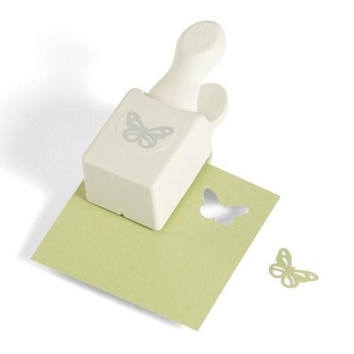 Bấm cắt giấy bươm bướm hoàng đế 2.5cm