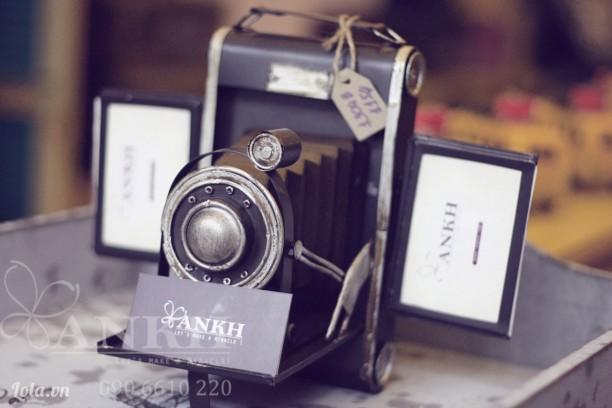 Khung hình camera cổ điển