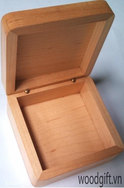 hộp gỗ bao bì sản phẩm