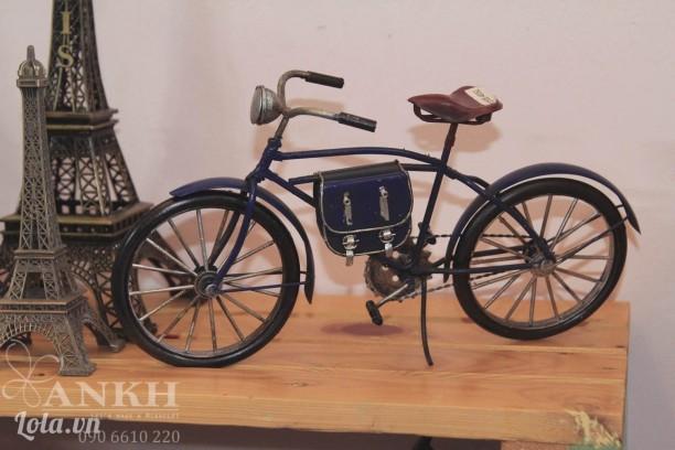 Mô hình xe đạp túi vintage