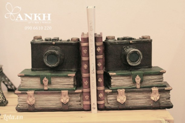 Đồ kẹp sách handmade phong cách vintage