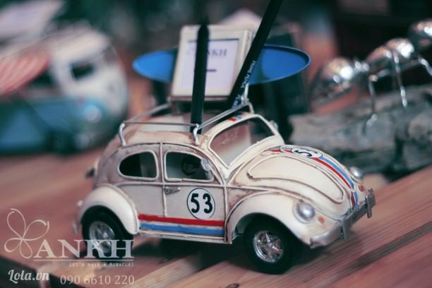 Mô hình xe Herbie 53 cắm viết