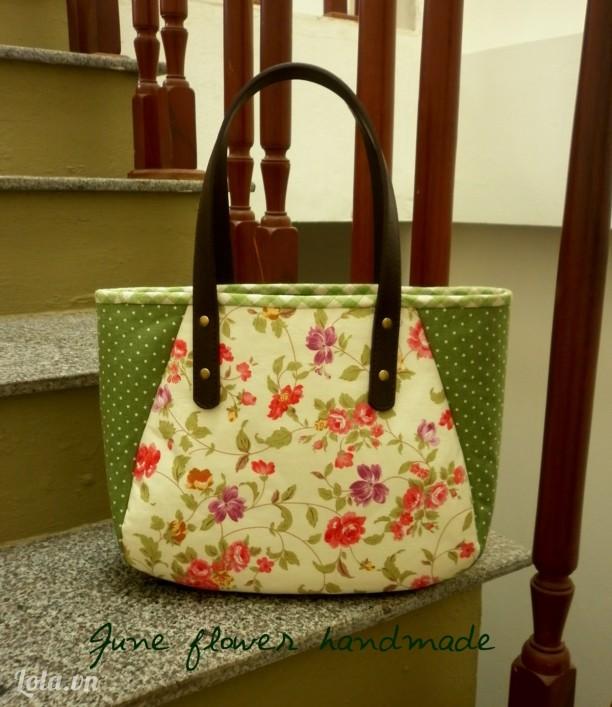 Túi xách handmade