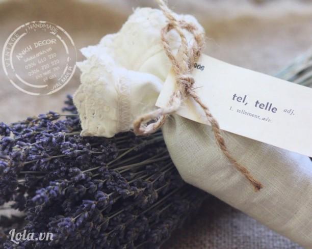 Bán sĩ - lẽ Hoa oải hương khô - True Lavender & Lavandin