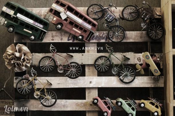 Mô hình xe đạp Touring