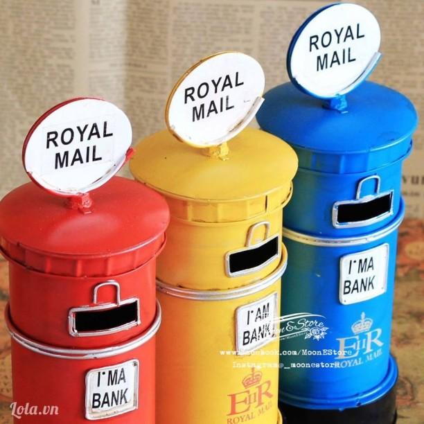 Mô hình Mail Box