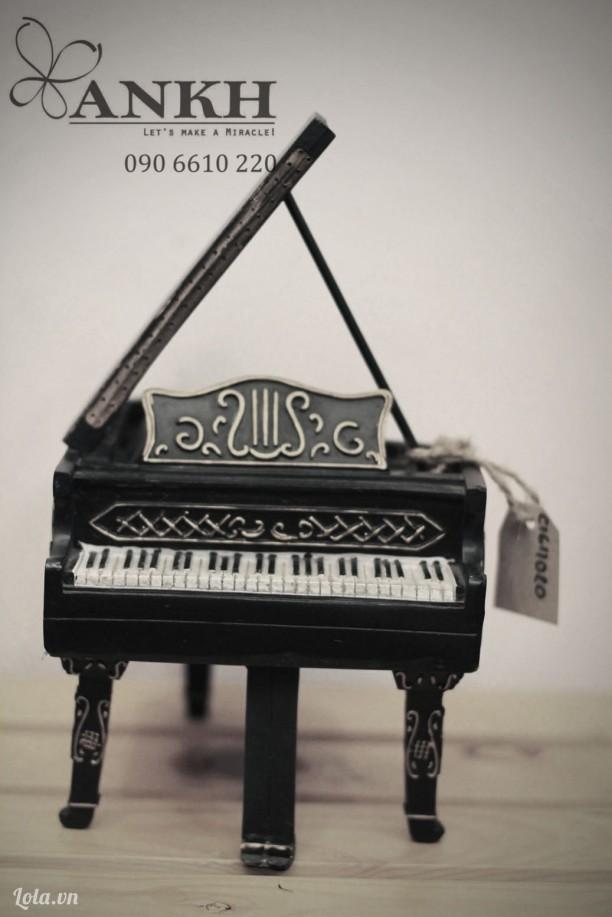 Mô hình đàn Piano / Dương cầm handmade