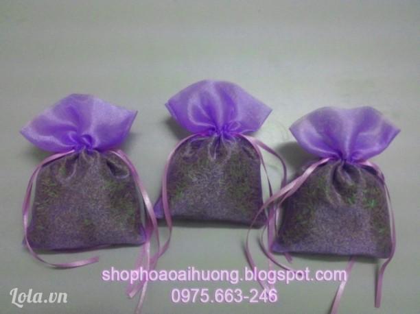 Túi Thơm Lavender (oải hương)