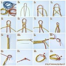 cách làm vòng tay Handmade
