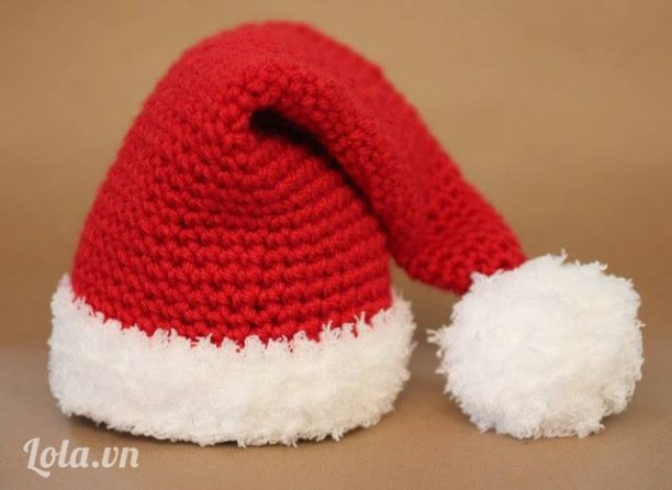 Mũ len noel