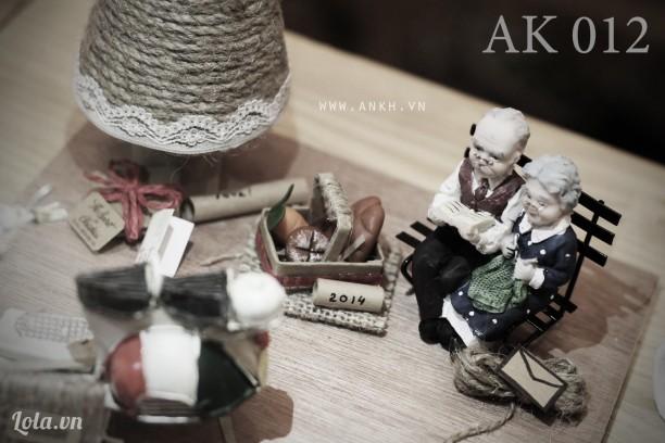 Set quà handmade for Christmas 2015