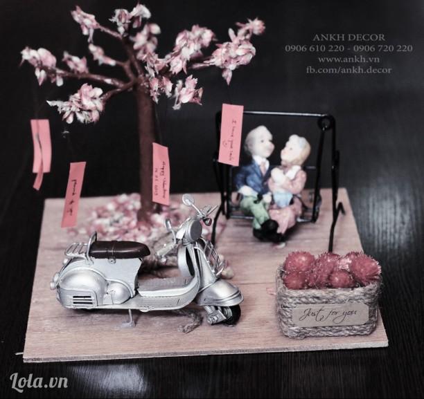 Quà Tết và Valentine độc đáo - Handmade