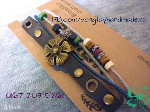 Vòng tay handmade