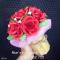 Hoa hồng handmade