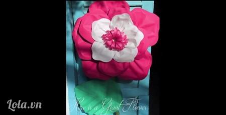 Và bạn đã có được một bông hoa rồi !!!