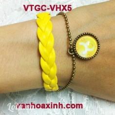 KIT vòng tay handmade dễ thương với cung hoàng đạo (giá rẻ)