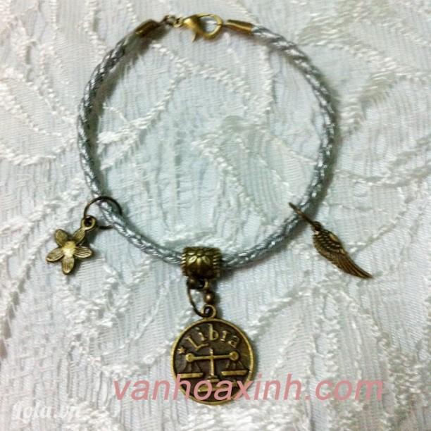 Phụ kiện làm vòng tay handmade/ phong cách giả cổ giá rẻ (ship toàn quốc)